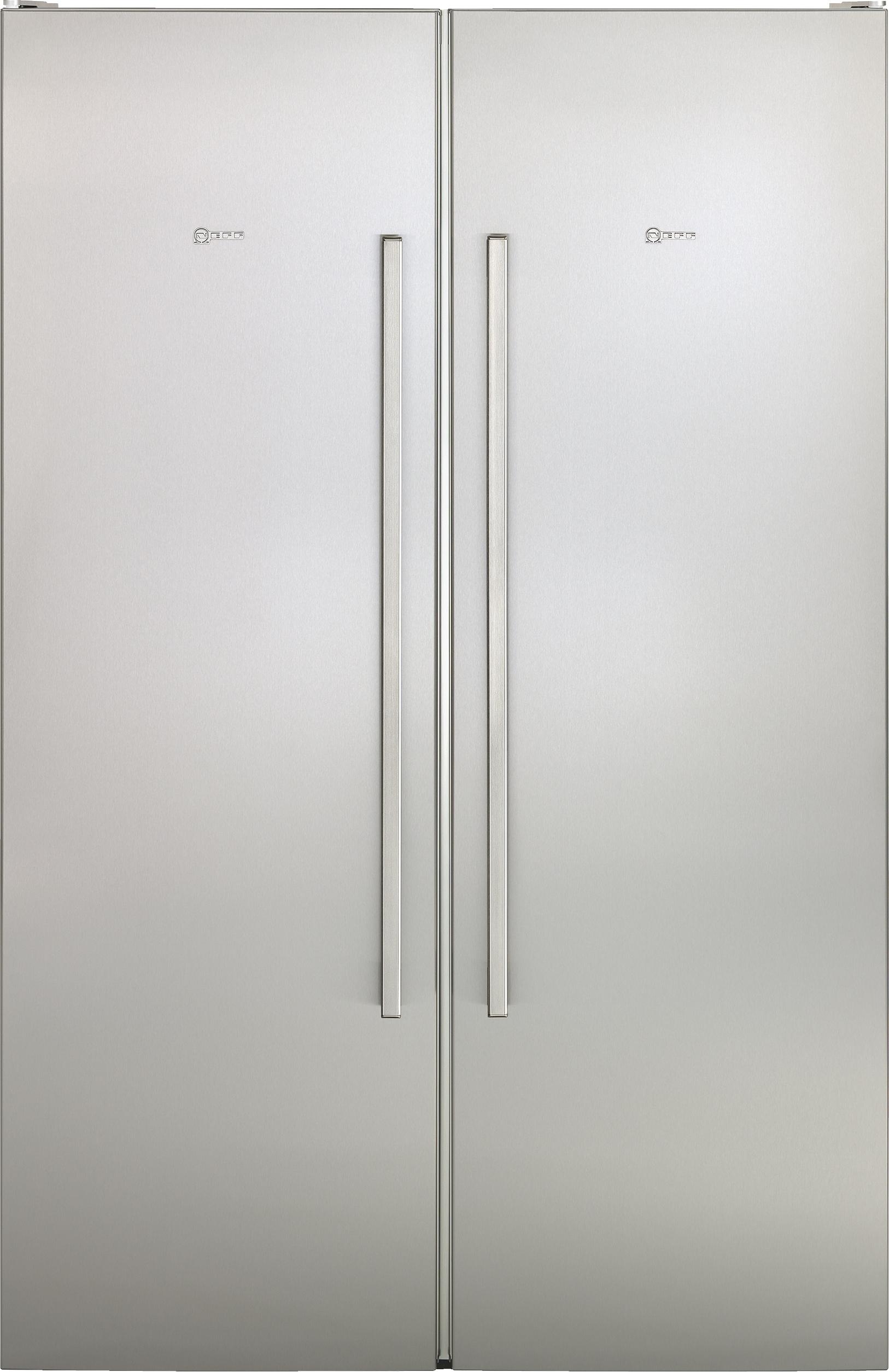 Neff Kühl Gefrierkombination Side By Side Bestehend Aus Ks8348i30