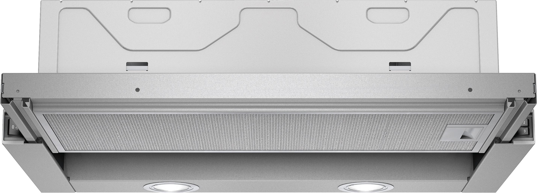 dunstabz ge li64la520 silbermetallic 60 cm flachschirmhaube. Black Bedroom Furniture Sets. Home Design Ideas