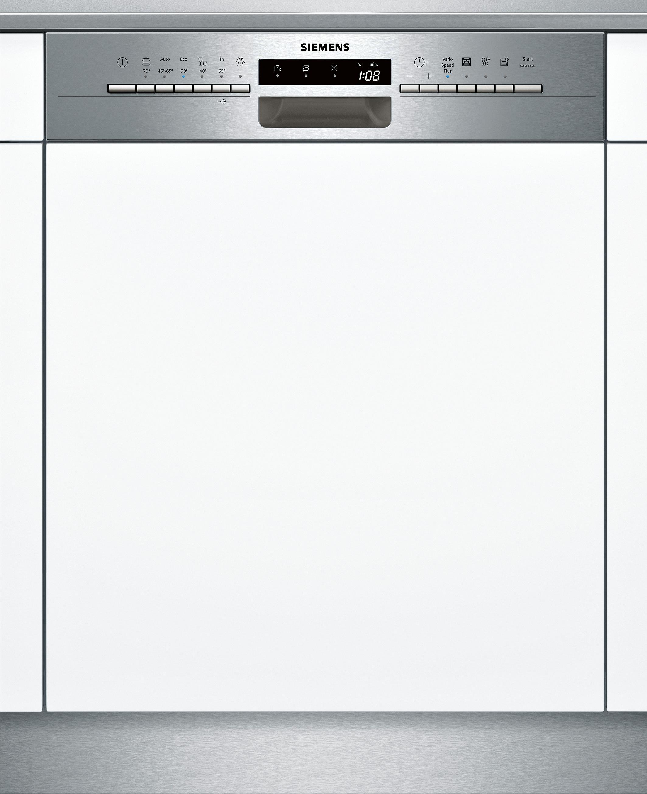 geschirrsp ler sn536s01ke integrierbar edelstahl geschirrsp ler 60 cm. Black Bedroom Furniture Sets. Home Design Ideas