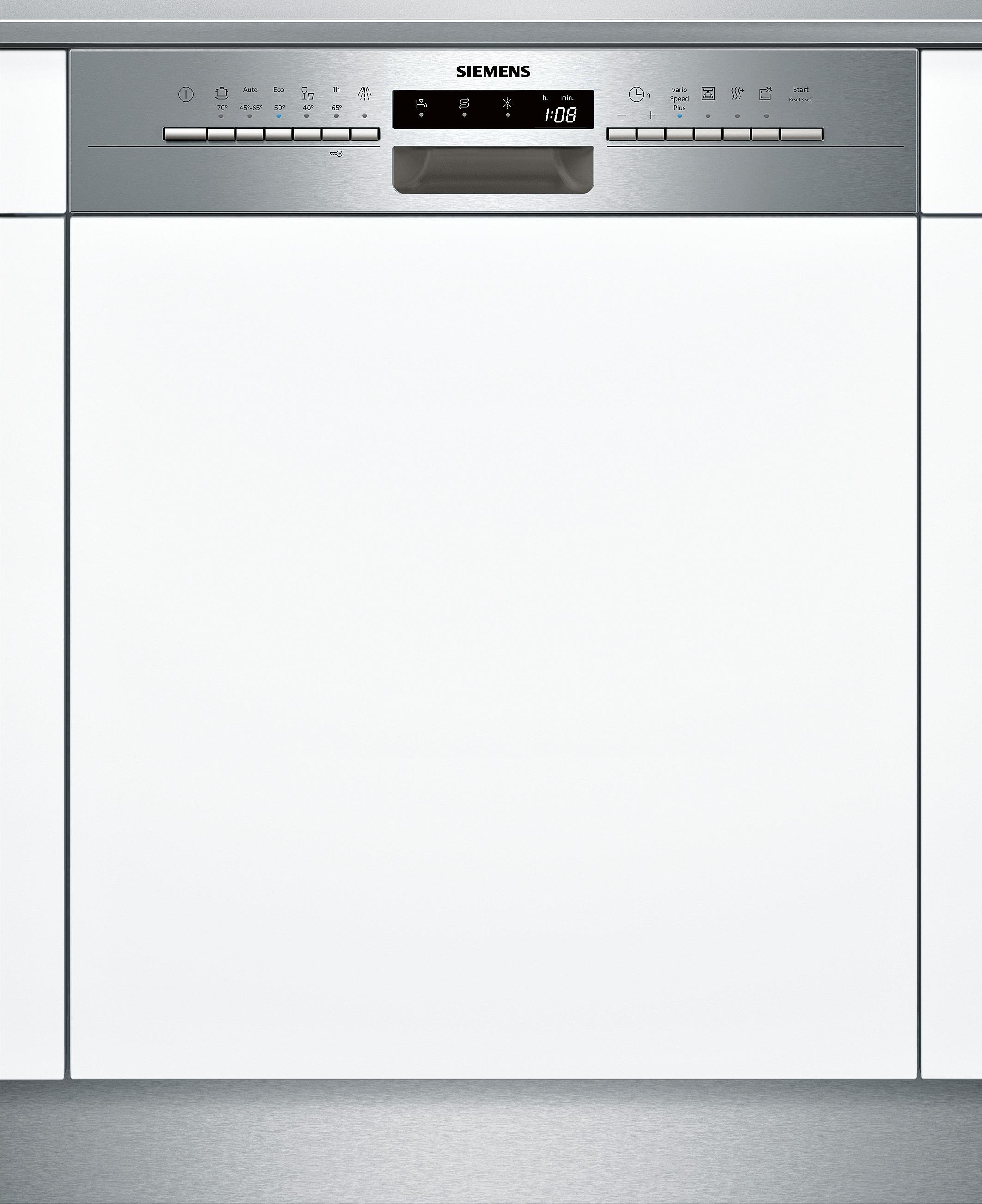 Geschirrspüler SN536S03IE Integrierbar – Edelstahl