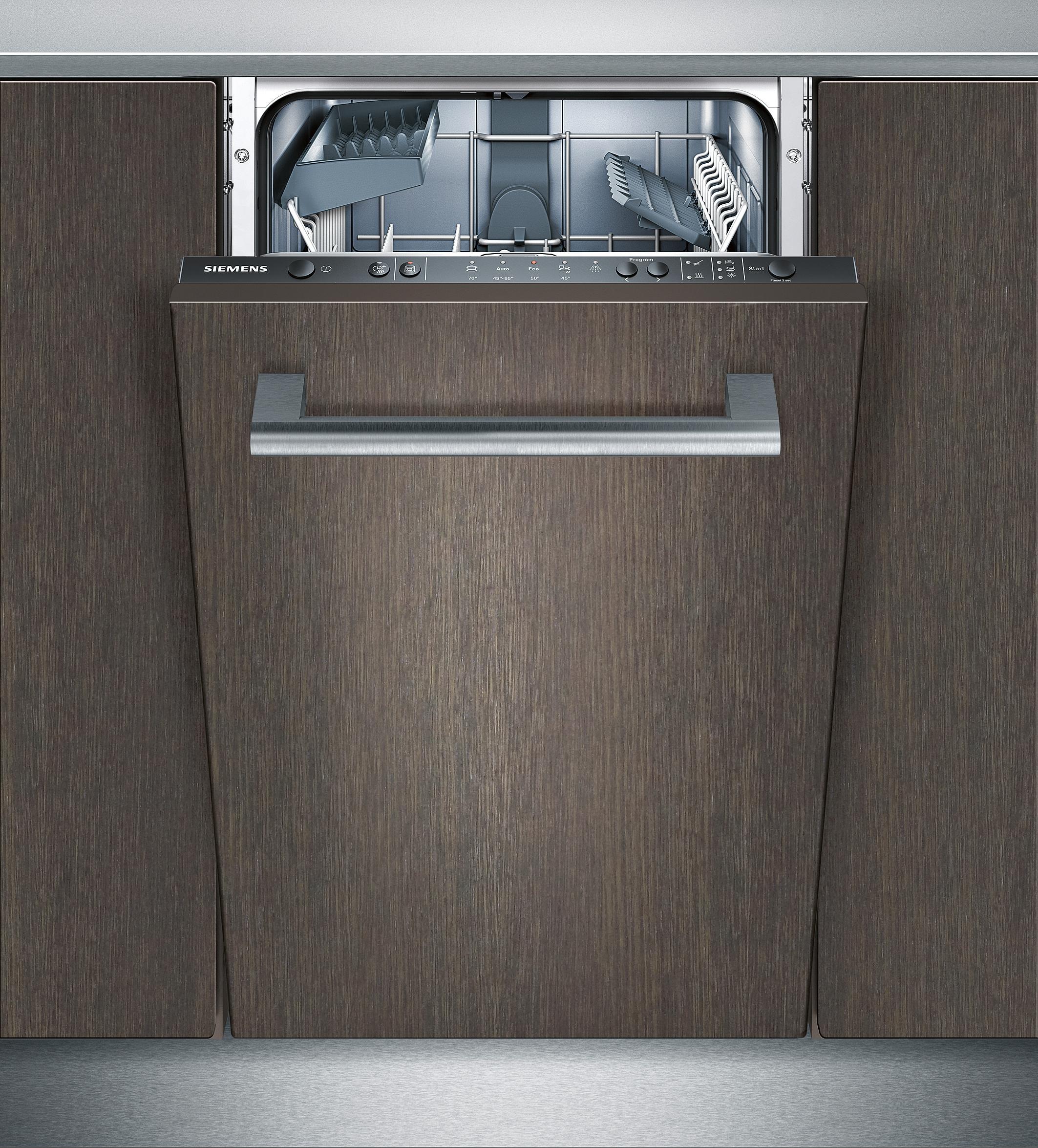 geschirrsp ler sr65e007eu speedmatic45 geschirrsp ler 45 cm vollintegrierbar. Black Bedroom Furniture Sets. Home Design Ideas