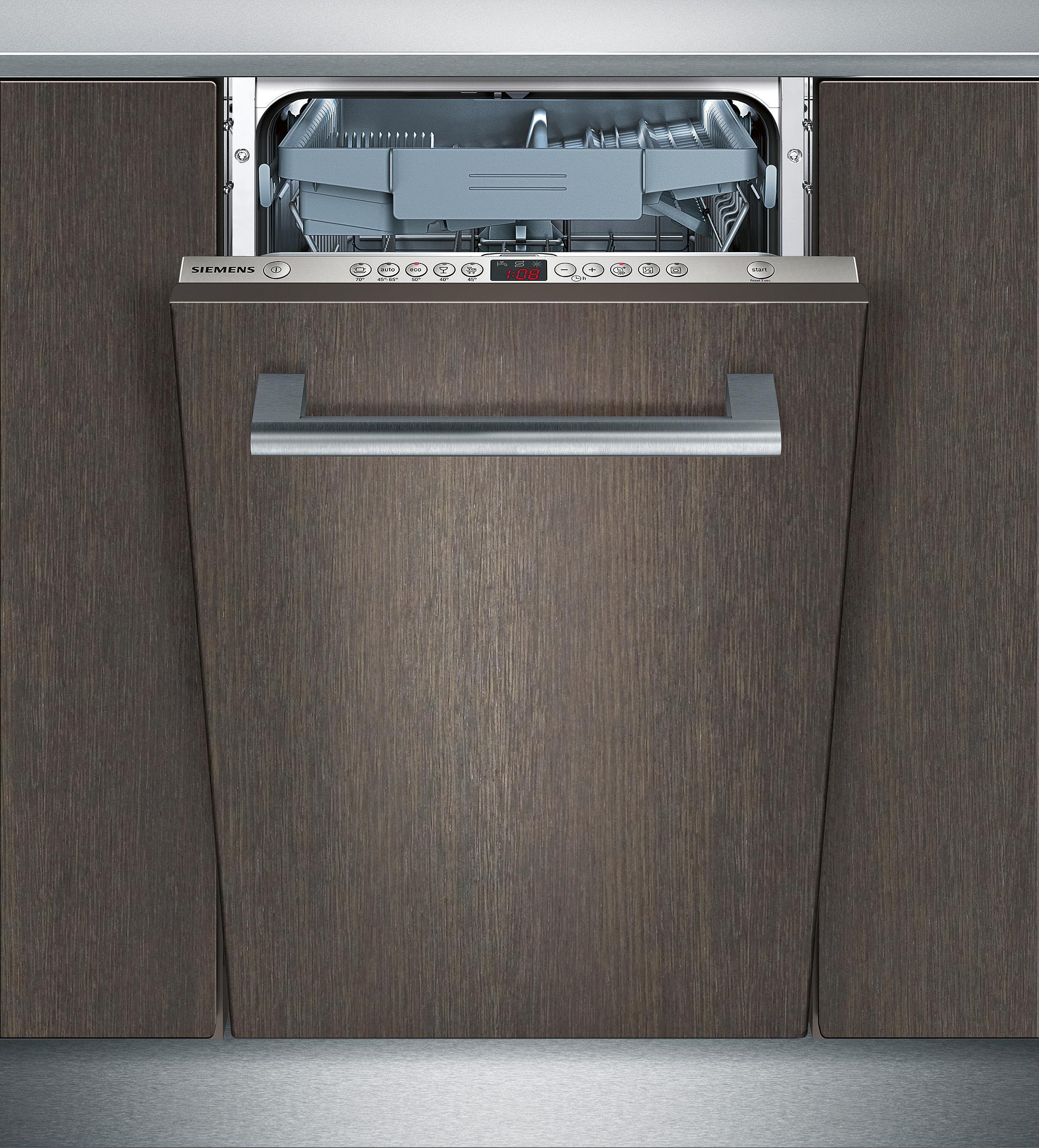 geschirrsp ler sr65m086eu speedmatic45 geschirrsp ler 45 cm vollintegrierbar. Black Bedroom Furniture Sets. Home Design Ideas