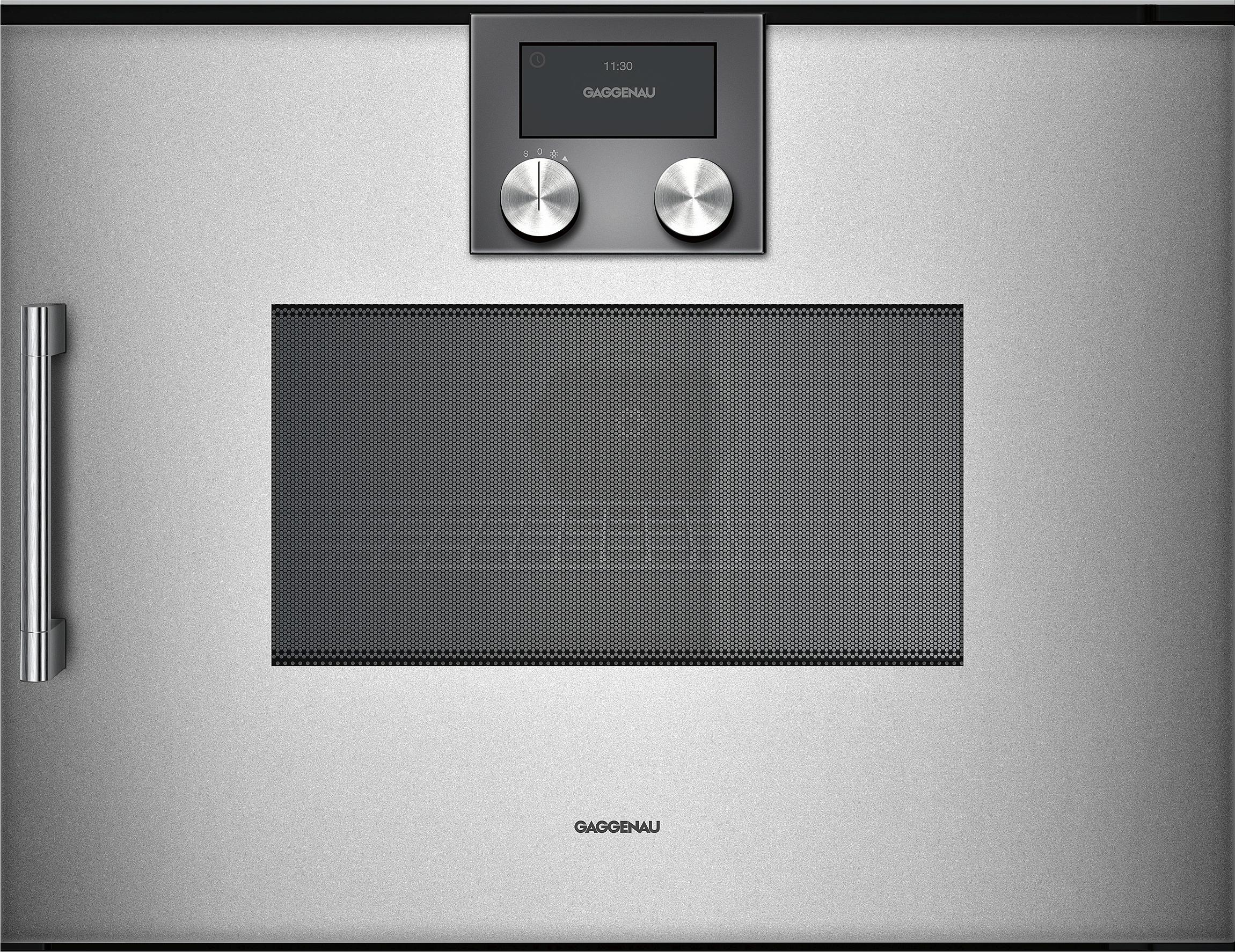 gaggenau bmp250110 mikrowellen backofen serie 200. Black Bedroom Furniture Sets. Home Design Ideas