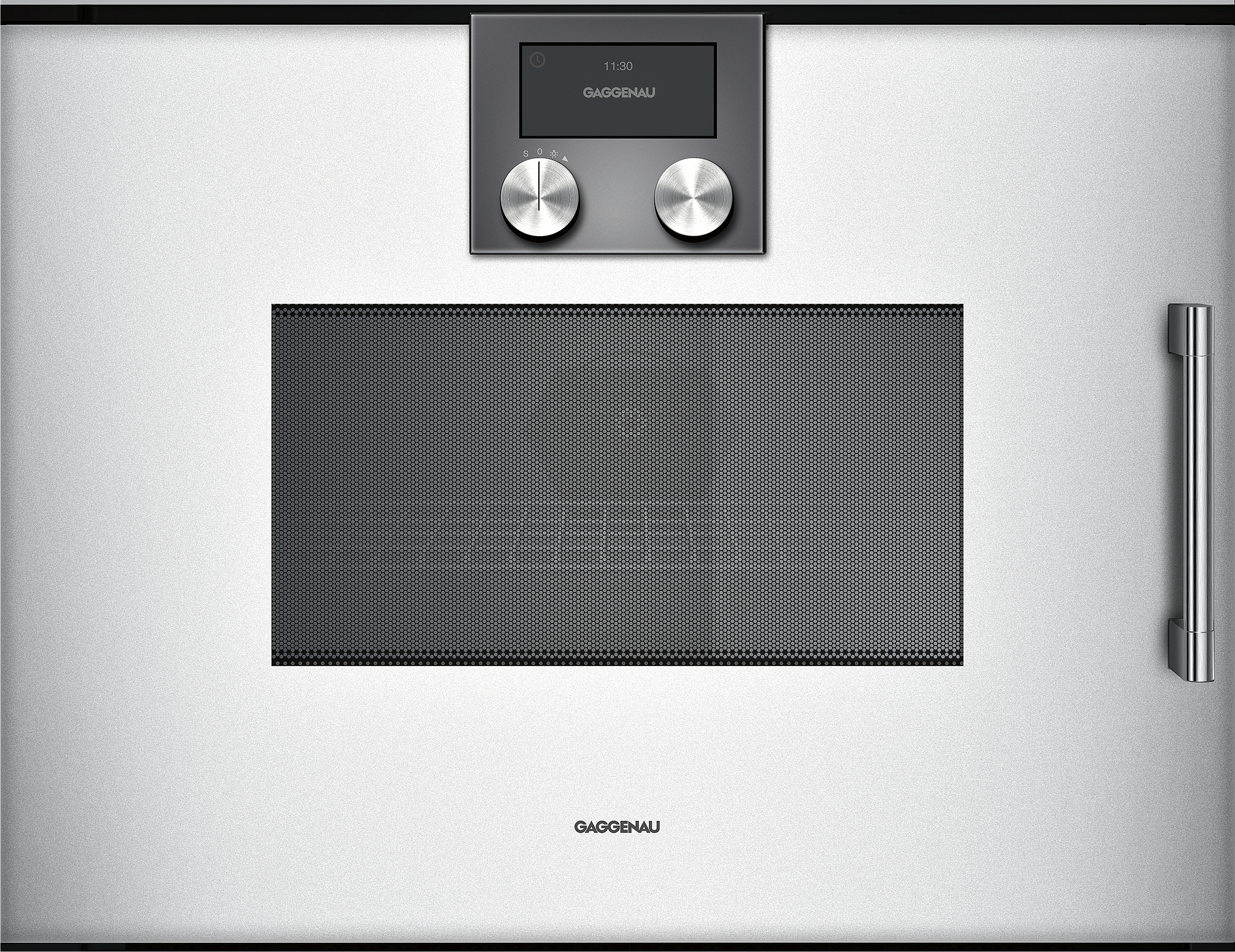 gaggenau bmp251130 mikrowellen backofen serie 200 vollglast r in gaggenau silber breite 60 cm. Black Bedroom Furniture Sets. Home Design Ideas