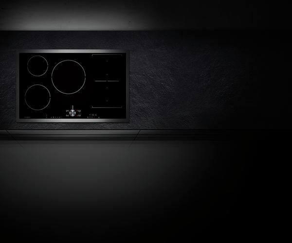 ci283111 flex induktionskochfeld serie 200 edelstahlrahmen breite 80 cm. Black Bedroom Furniture Sets. Home Design Ideas