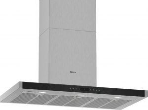 Betriebsart und Leistung   Wahlweise Abluft- oder Umluftbetrieb  Energieeffizienzklasse: A+ (auf einer Energieeffizienzklassen-Skala von A++ bis E)  Durchschnittlicher Energieverbrauch: 33.1 kWh/Jahr*  Lüfter-Effizienzklasse: A*  Beleuchtungs-Effizienzklasse: A*  Fettfilter-Effizienzklasse: B*  Geräusch min./max. Normalstufe: 46/55 dB  3 Leistungsstufen und 2 Intensivstufen  Filterabdeckung aus Edelstahl