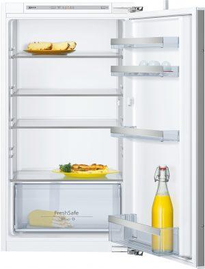 Ausstattung:   Flachscharnier  LED Beleuchtung   Kühlteil   Kühlraum: 172 l Nutzinhalt  4 Abstellflächen aus Sicherheitsglas